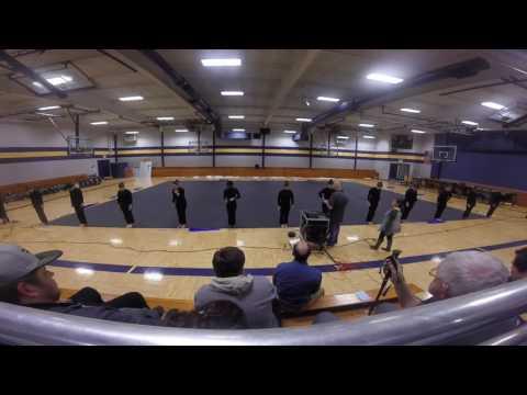 """A Life Without"" -- Buckhorn High School Varsity Winter Guard"