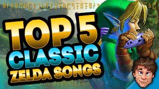 5 Classic Zelda Songs in Breath of the Wild