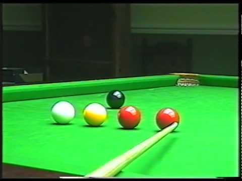 snooker pro tips 9, simple potting routine without the use of a dummy ball