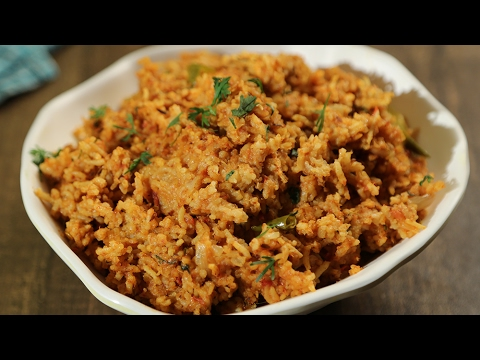 Tomato Rice - Quick And Easy One Pot Recipe - Masala Trails