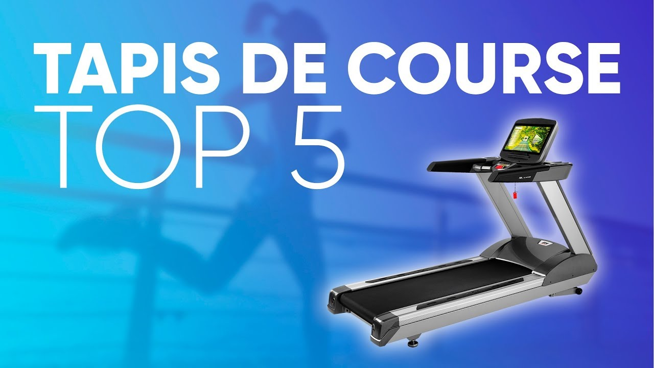 Top5 Meilleur Tapis De Course 2019 Youtube