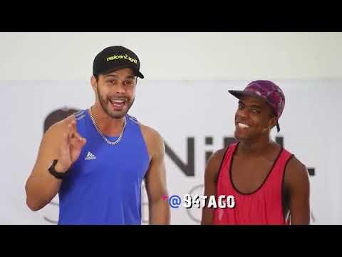 Oi sumido - Dream team do passinho - Cia Daniel Saboya FC