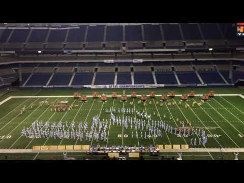 Flower Mound High School Band 2016 State Finals