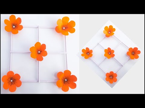 paper-wall-hanging-|-wall-hanging-ideas-|-origami-crafts-|-wall-hanging-for-decoration-|-sta-crafts