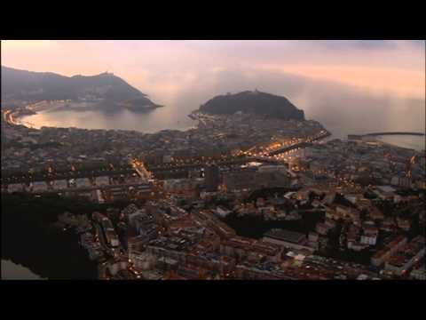 San Sebastian European capital of culture. Short version