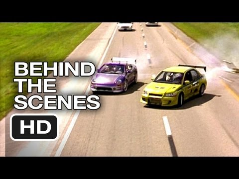 2 Fast 2 Furious Official Behind The Scenes - Car Selection (2003) HD