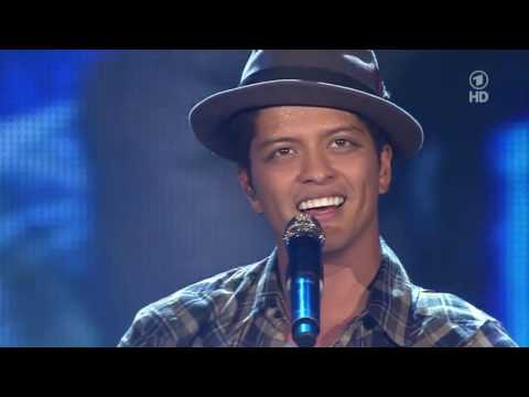 Bruno Mars ~ Full Concert Live on German TV @ New Pop Festiv