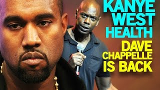KANYE WEST Under Psychological Observation; BURNA BOY Loses It; Dave CHAPPELLE'S Comeback