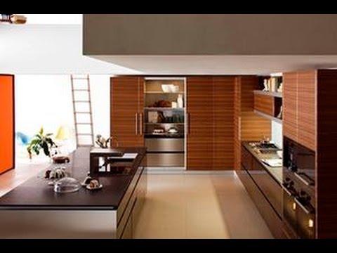 Revestimientos para cocinas modernas youtube for Fotos de cocinas modernas
