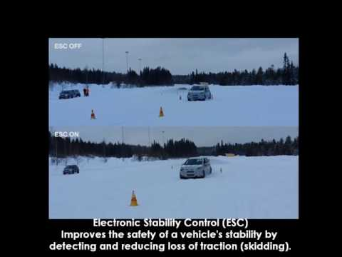 PROTON Safety Video: Electronic Stability Control ESC