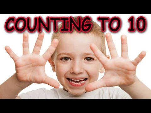 Counting Songs for Children - Numbers Songs 1-10 - Kids Counting Songs by The Learning Station