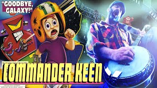 Commander Keen 4 - Welcome To A Kick In The Pants In Good Old Hillville - #DOScember