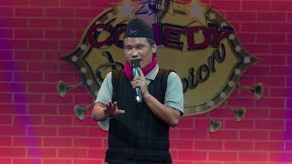 Khadga Bahadur Pun Magar - Comedy Champion - Individual Performance