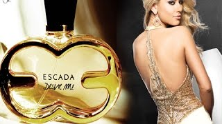Desire Me By Escada for women Perfume/Fragrance review