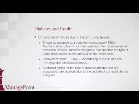 ICD-10-CM BootCamp: Endocrine, Nutritional, and Metabolic Diseases