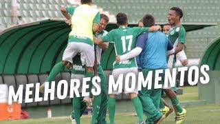 Melhores Momentos   Guarani 2 x 2 Corinthians - Paulista Sub-20