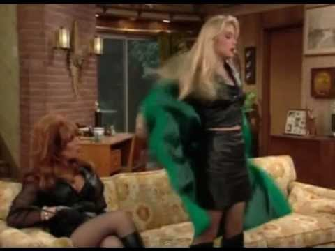 Married Children Kelly Leather Skirt Youtube