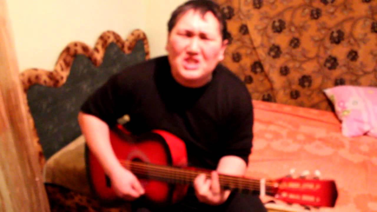 казакша рэп на гитаре супер