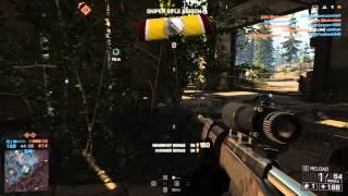 Battlefield 4 Sniper Montage - Zavod 311