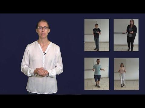 La prise de parole en public - partie 1 : posture, gestuelle, gestion de l'espace