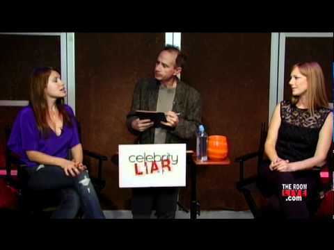 Celebrity Liar - Judy Greer VS Marla Sokoloff