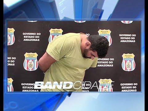 Preso em Manaus é procurado por 3 crimes no Rio Grande do Norte