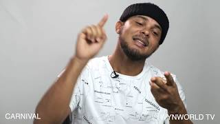 Walshy Fire on the difference between Carnival in Trinidad, Salvador & Rio