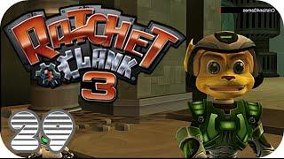 Ratchet & Clank 3 - » Parte 29 [CENTRO DE MANDO] « - Español [HD]
