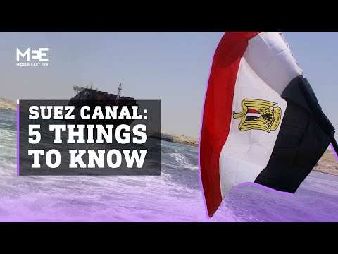 Suez Canal: Five things you need to know
