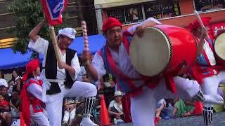 17-09-10 第31回フェスタまちだ2017 町田エイサー祭り ~東日本復興支援...