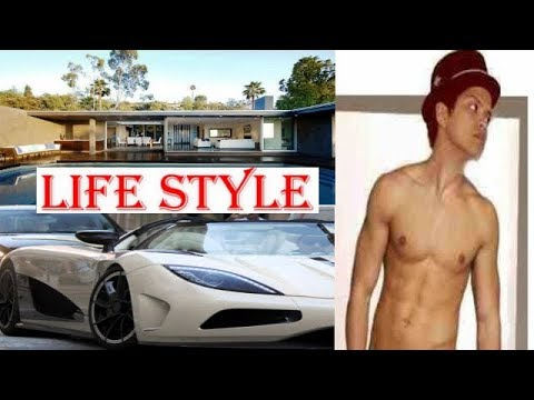 Bruno Mars Biography | Family | Childhood | House | Net Worth | Car Collection | Life Style