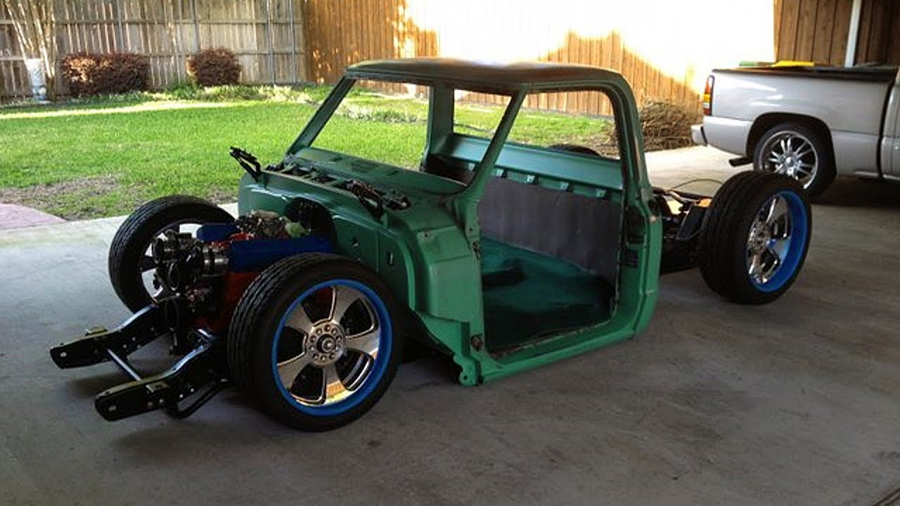 small resolution of 1968 chevrolet c10 accuair air ride build project