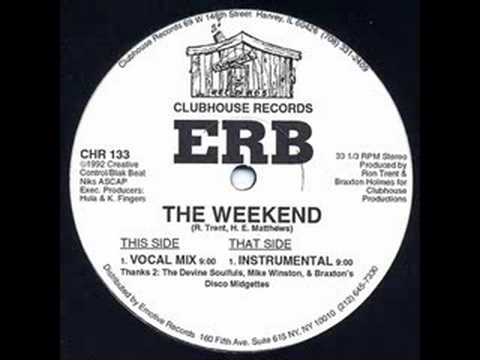ERB - The Weekend - Clubhouse