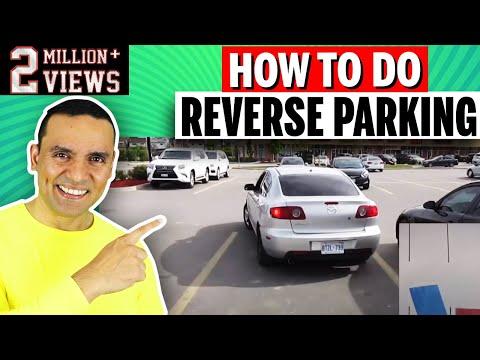 Reverse Parking Simplified | Method 1