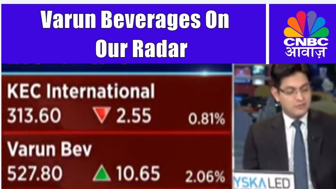 Varun Beverages | KEC International | Know Your Company | CNBC Awaaz