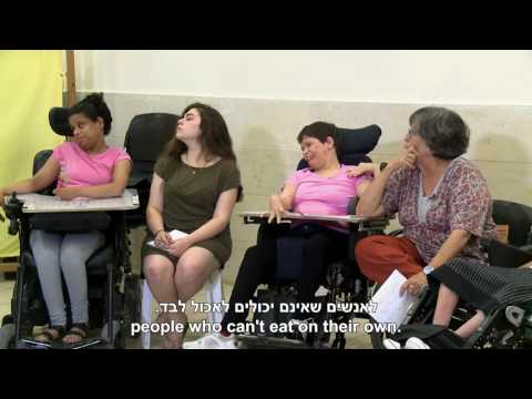 The Feeding Experience Voices of People with Intellectual Developmental Disability