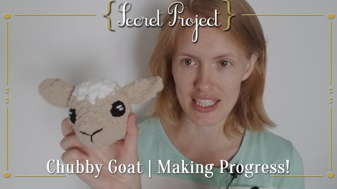 Crochet Goat Pattern- a Free Pattern and Tutorial ... | 720x1280