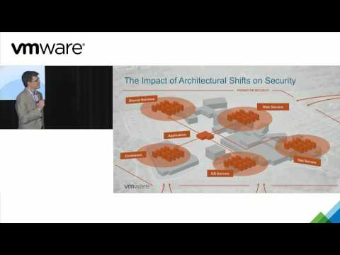 Transforming Security: Cloud & Virtualization - Tom Corn, VMware at RSA Conference 2017