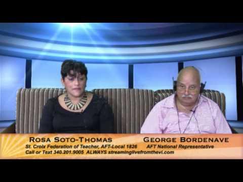 Rosa Soto-Thomas & St. Croix Federation of Teachers - AFT Local 1826