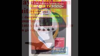 Video Eno ET-33 Clip on Digital Tuner with Chromatic Setting download MP3, 3GP, MP4, WEBM, AVI, FLV Agustus 2018