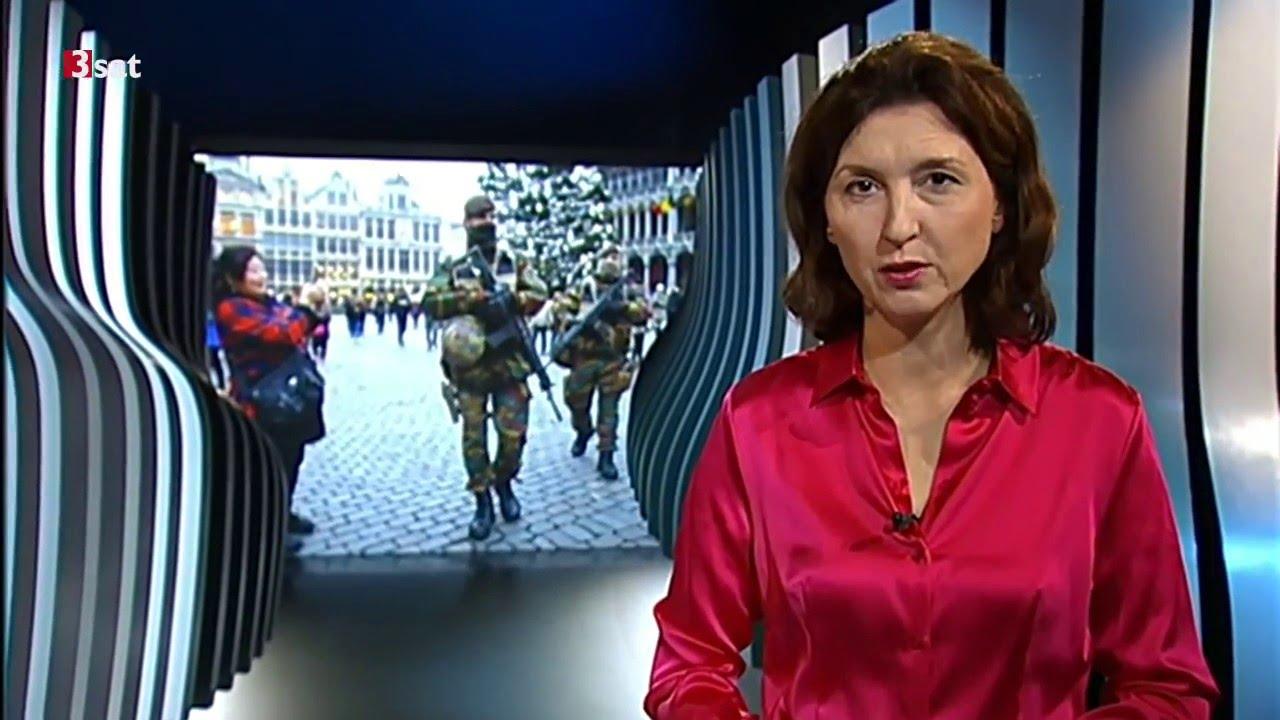 In Molenbeek (Brüssel) sind die arabischen Migranten Mehrheit (02.12.2015 Kulturzeit) komplett