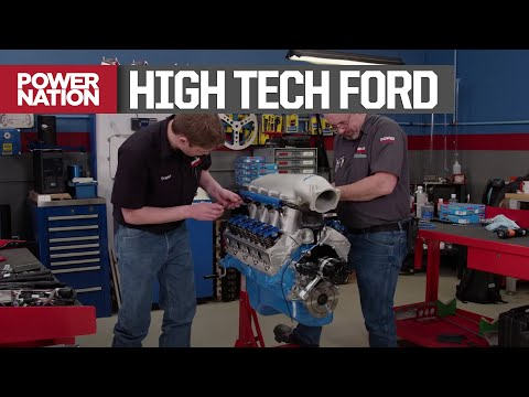 Old School 302 Ford Goes High Tech – Engine Power S8, E9