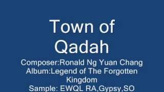 Town of Qadah