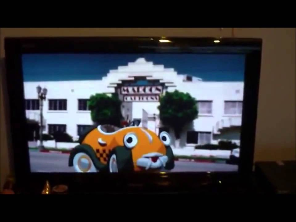 Opening To Who Framed Roger Rabbit 2003 DVD - YouTube