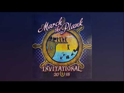 Loganville High School Marching Red Devils - March The Plank Invitational 2018