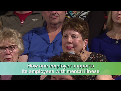 Living well@work: How one employer supports its employees with mental illness