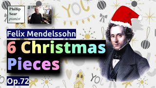 """Play Kinderstücke (6) For Piano (""""Christmas Pieces""""), Op. 72"""