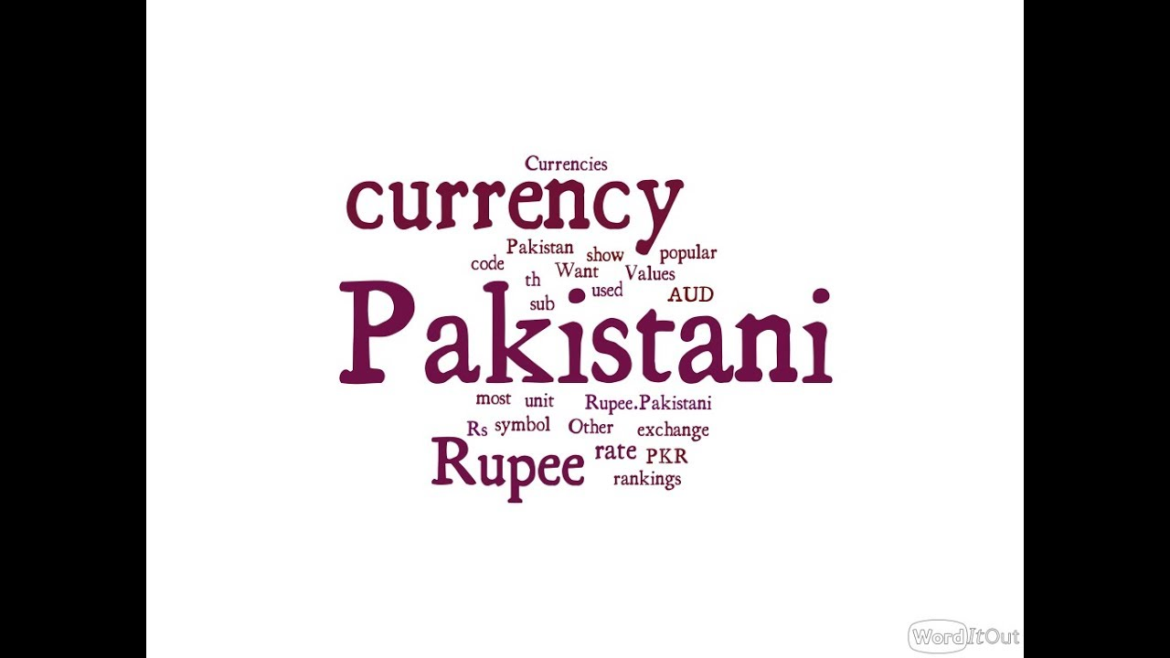 Pakistani currency rupee youtube pakistani currency rupee currency name biocorpaavc Images