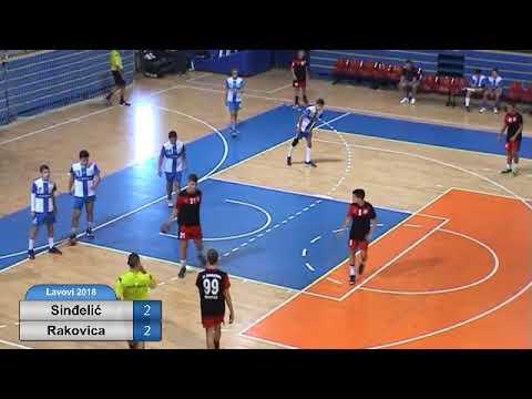 01.09.2018. / Lavovi Handball Challenge / Sindjelic - Rakovica
