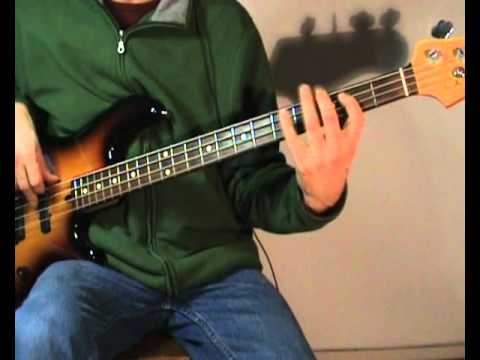 Peter Frampton - Show Me The Way - Bass Cover